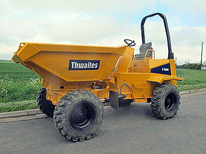 Used Thwaites Dumpers