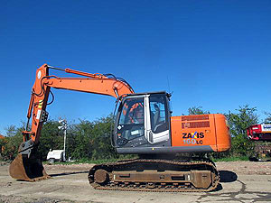 Used Excavators & Mini Excavators