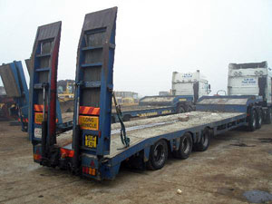 Used Lorries, Trailers and Low Beds