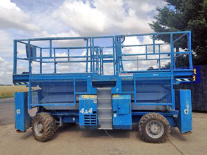Used Access Equipment