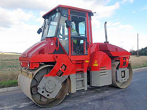 Used Rollers, Pavers and Trenchers