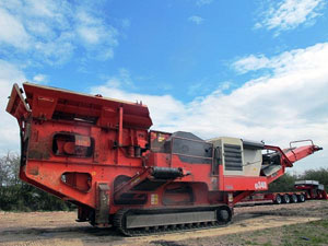 Used Crushers, Screeners & Shredders