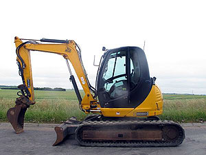 Second Hand JCB 8080zts for Sale