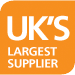 Largest UK supplier